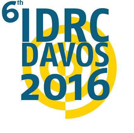 IDRC Davos 2016 - logo